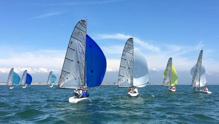 Hayling Island SC Whitsun Regatta 2018