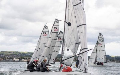 RS Elite Irish Championship 2018 at Carrickfergus SC