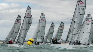 RS Elites at the 2017 Nationals