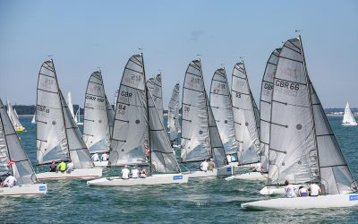 RS Elite Tri-Handled Trophy at Lendy Cowes Week 2018