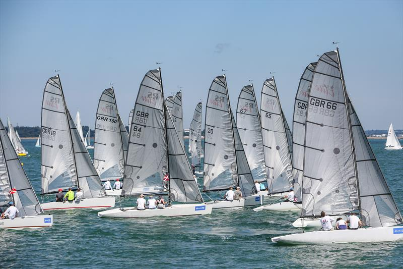 RS Elite Cowes Week 2018