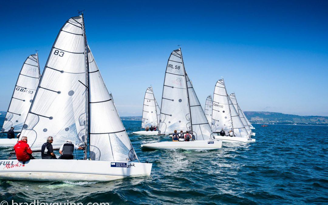 Brewin Dolphin RS Elite UK National Championship 2018