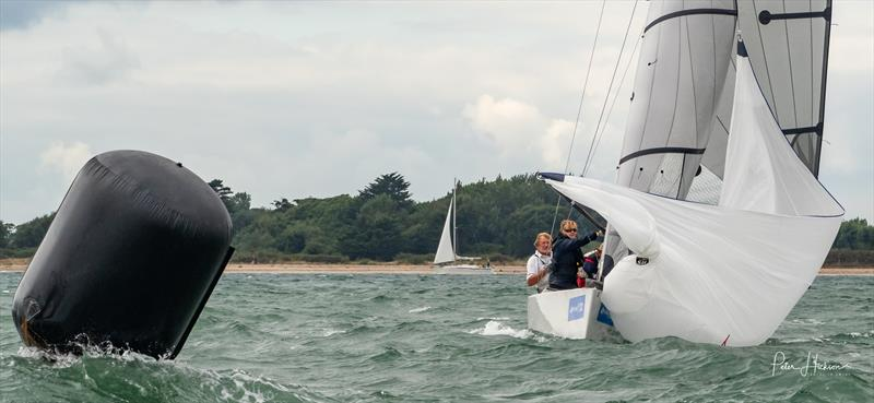 RS Elite Chichester Harbour Race Week 2018