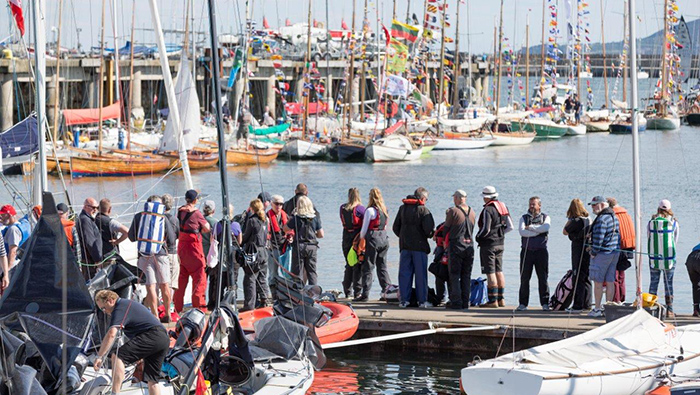 Stellar RS Elite entry for Volvo Dun Laoghaire Regatta