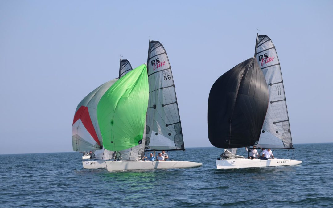 Irish National Championship 2019 Royal Ulster YC