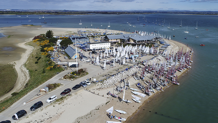 Whitsun Regatta 2018 Hayling Island Sailing Club