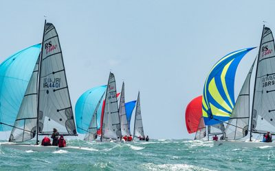 The 2017 Zhik RS Elite National Championship